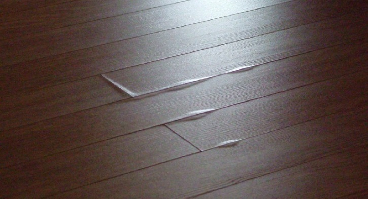 Laminate Flooring Damage from Humidity